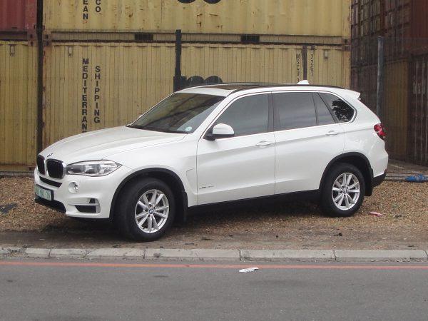 BMW X5 Xdrive 3.0D
