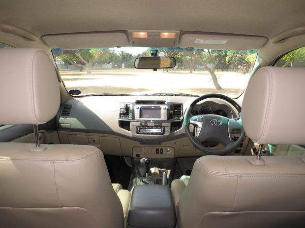 Toyota Fortuner D4D
