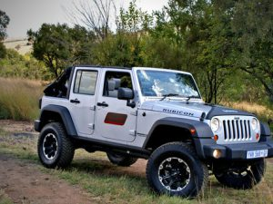 Jeep Wrangler 4 Door - CPT
