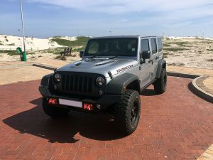Jeep Wrangler Rubicon Limited Edition