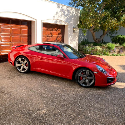 Luxury Car Hire Cape Town