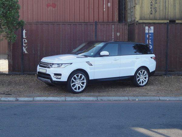 Range Rover Sport HSE SDV6