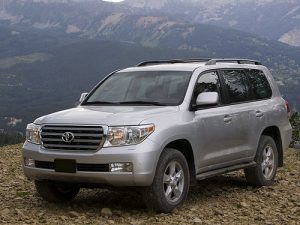 Toyota Land Cruiser VX 200