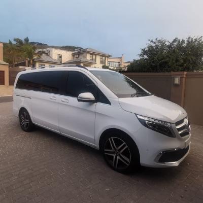 Chauffeur driven services Johannesburg
