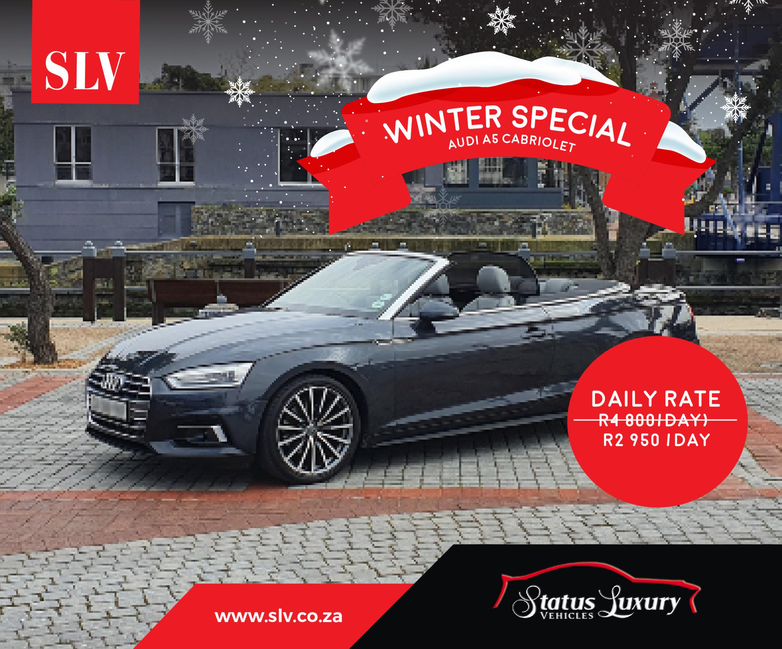 Car rental services Cape Town